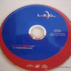 CDs de Música: LYTE FUNKIE ONES SUMMERGIRLS CD-SINGLE. Lote 36948490