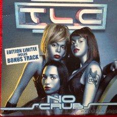 CDs de Música: CD SINGLE TLC NO SCRUBS 3 TRACKS. Lote 36958113