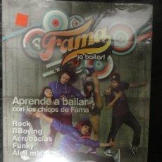 CDs de Música: FAMA ¡A BAILAR! DVD APRENDE A BAILAR CON LOS CHICOS DE FAMA - NIVEL III PROFESIONAL (Nº12). Lote 36961601