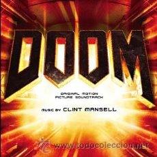 CDs de Música: DOOM / CLINT MANSELL CD BSO. Lote 36972978