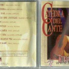 CDs de Música: RUBIA DE MALAGA CD AÑO 1996 CATEDRA DEL CANTE VOL31.. Lote 36987795
