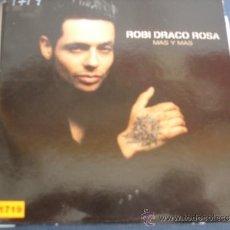 CDs de Música: ROBI DRACO ROSA MAS Y MAS PROMO CD SINGLE. Lote 37018663