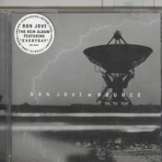 CDs de Música: BON JOVI. BOUNCE. . Lote 37034740