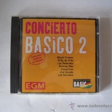 CDs de Música: CONCIERTO BASICO 2 - VARIOS -. Lote 37065737