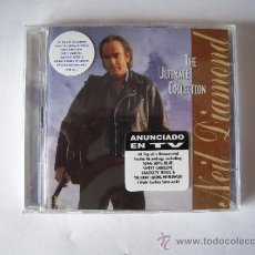 CDs de Música: NEIL DIAMOND - THE ULTIMATE COLLECTION -. Lote 37066628