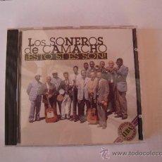 CDs de Música: LOS SONEROS DE CAMACHO - ESTO SI ES SON -. Lote 37069530