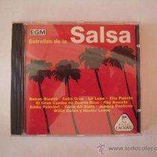 CDs de Música: ESTRELLAS DE LA SALSA . Lote 37076116