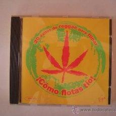 CDs de Música: COMO FLOTAS TIO - 20 ÉXITOS DE MÚSICA REGGAE -. Lote 37076210
