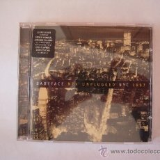 CDs de Música: BABYFACE - MTV UNPLUGGED NYC 1997 -. Lote 37076248