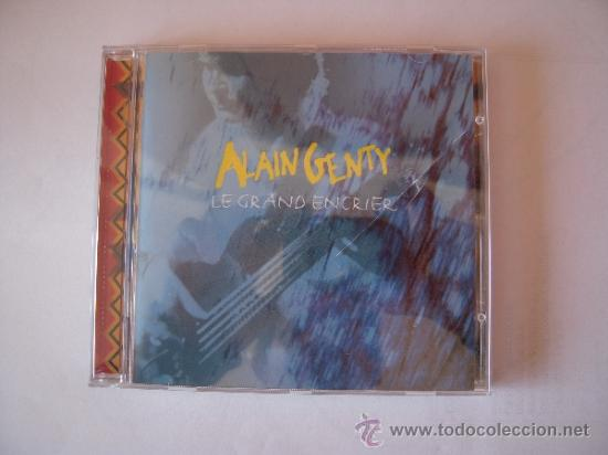 ALAIN GENTY - LE GRAND ENCRIER - (Música - CD's Country y Folk)
