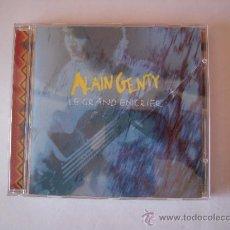 CDs de Música: ALAIN GENTY - LE GRAND ENCRIER -. Lote 37077746