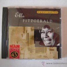 CDs de Música: ELLA FITZERALD . Lote 37078270