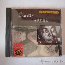 CDs de Música: CHARLIE PARKER. Lote 37078294