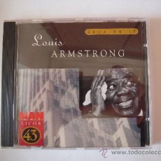 CDs de Música: LOUIS AMSTRONG . Lote 37078311