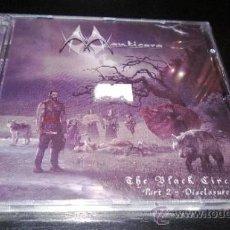 CDs de Música: MANTICORA - THE BLACK CIRCUS - NUEVO PRECINTADO. Lote 37061315