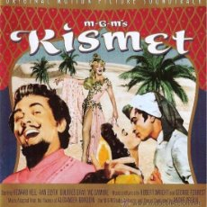 CDs de Música: KISMET-BANDA SONORA ORIGINAL. CD. Lote 37062753