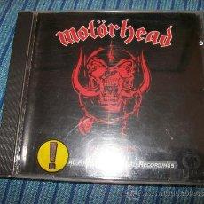 CDs de Música: CD - MOTORHEAD - ACE OF SPADES. Lote 37067137