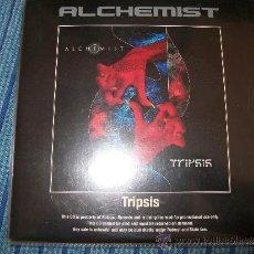 CDs de Música: PROMO CD - ALCHEMIST - TRIPSIS - 9 TRACKS. Lote 37067868
