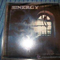 CDs de Música: CD - SINERGY - SUICIDE BY MY SIDE. Lote 37067903