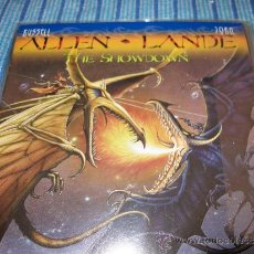 CDs de Música: CD - ALLEN LANDE - THE SHOWDOWN - SIN CAJA . Lote 37069735