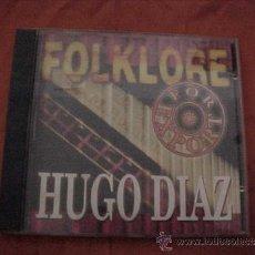 CDs de Música: HUGO DIAZ. FOLKLORE FOR EXPORT. CD EDICION ARGENTINA. Lote 37078631