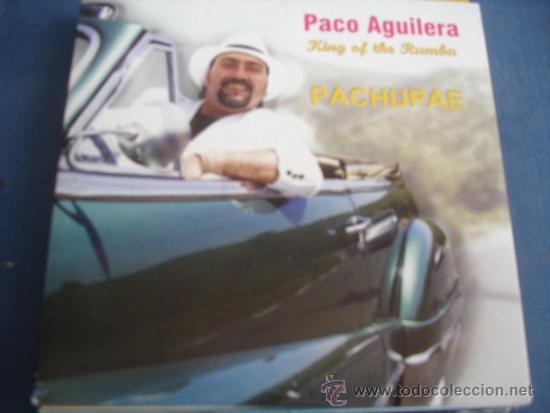 PACO AGUILERA PACHUPAE / MEDLEY PROMO CD-SINGLE (Música - CD's Flamenco, Canción española y Cuplé)
