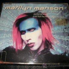 CDs de Música: PROMO CD - MARILYN MANSON - ROCK IS DEAD - 3 TRACKS . Lote 37095493