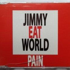 CDs de Música: JIMMY EAT WORLD PAIN CD SINGLE PROMO. Lote 37104515