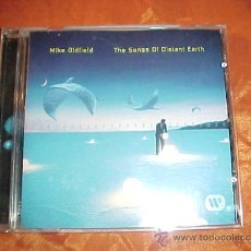 CDs de Música: MIKE OLDFIELD. THE SONGS OF DISTANT EARTH. CD EDICION ALEMANA. Lote 37108175
