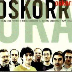 CDs de Música: CD OSKORRI : URA OSKORRI . Lote 37115068