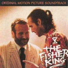 CDs de Música: THE FISHER KING.EL REY PESCADOR.BANDA SONORA ORIGINAL.CD. Lote 37121059