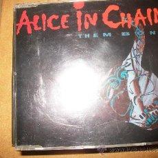 CDs de Música: MCD ALICE IN CHAINS – THEM BONES – 4 CANCIONES. Lote 37125159