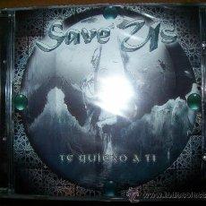 CDs de Música: CD - SAVE US - TE QUIERO A TI - PRECINTADO. Lote 37126711