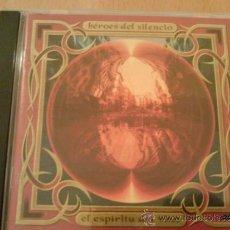 CDs de Música: HÉROES DEL SILENCIO EL ESPIRITU DEL VINO CD. Lote 37147268