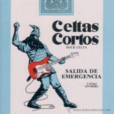 CDs de Música: CELTAS CORTOS - SALIDA DE EMERGENCIA - CD. Lote 37153200