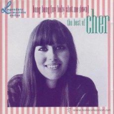 CDs de Música: CHER - THE BEST OF... - CD. Lote 37153990