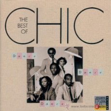 CDs de Música: CHIC - THE BEST OF... - CD. Lote 37156437
