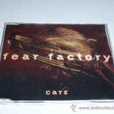 CDs de Música: FEAR FACTORY - CARS - CD SINGLE - . Lote 37168243