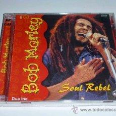 CDs de Música: BOB MARLEY - SOUL REBEL - CD - . Lote 37168430