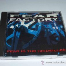 CDs de Música: FEAR FACTORY - FEAR IS THE MINDKILLER - CD - . Lote 37168482