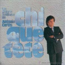 CDs de Música: CHIQUETETE - LAS MEJORES SEVILLANAS DE... - CD. Lote 37165300