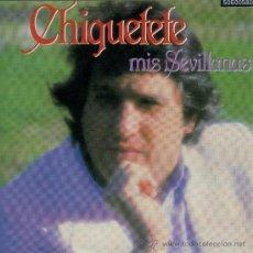 CDs de Música: CHIQUETETE - MIS SEVILLANAS - CD. Lote 37165312