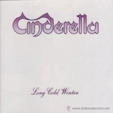 CDs de Música: CINDERELLA - LONG COLD WINTER - CD. Lote 37165744