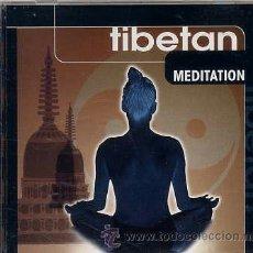 CDs de Música: TIBETAN / MEDITATION (CD 11 TEMAS). Lote 37171894