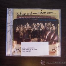 CDs de Música: TILWIE OUTNUMBR'EM - PLAY THE SONGS OF WOODY GUTHRIE -. Lote 37177840