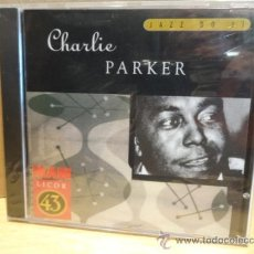 CDs de Música: CHARLIE PARKER. JAZZ DO IT. PRECINTADO.. Lote 37178067