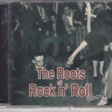 CDs de Música: THE ROOTS OF ROCK N´ ROLL VOL 2 - CD 50S ROCK AND ROLL. Lote 37181854