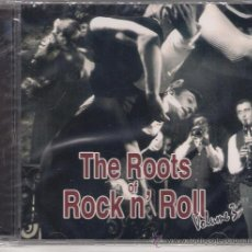 CDs de Música: THE ROOTS OF ROCK N´ ROLL VOL 3 - CD 50S ROCK AND ROLL. Lote 37181867