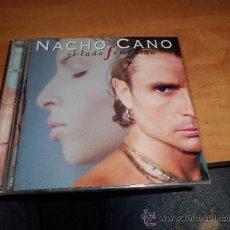 CDs de Música: NACHO CANO - EL LADO FEMENINO 1996. Lote 37184253