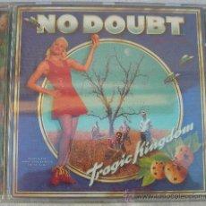 CDs de Música: CD DE NO DOUBT - TRAGIC KINGDOM.. Lote 37200741